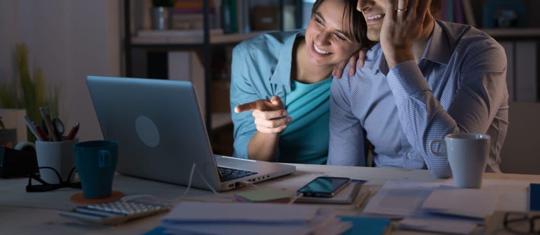 Demande et simulation de crédit en Ligne avec La Maison du Prêt