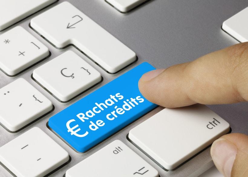 Grâce à un rachat de crédits, vos charges peuvent diminuer nettement !