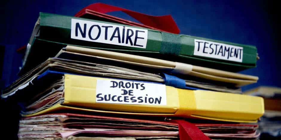 droits de succession