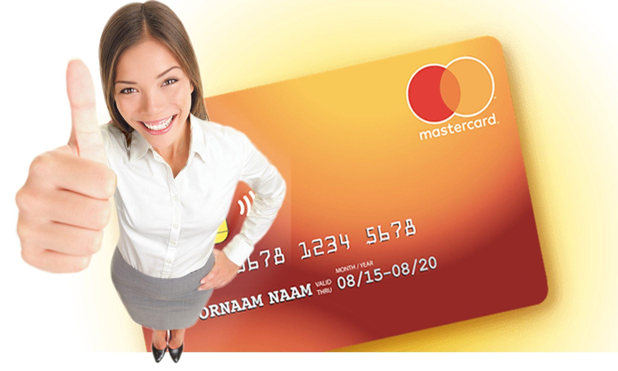 Demande Mastercard