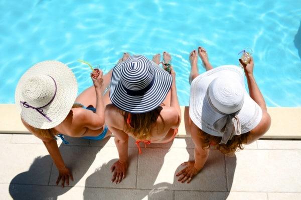 Un crédit pour une piscine ?